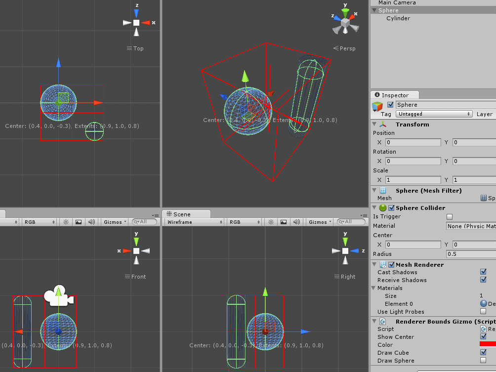 Created by: X | Unity 101 Tip #49 – Visualizing Render Bounds